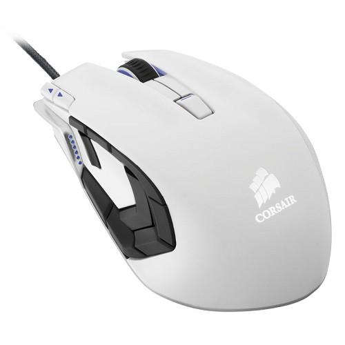 CORSAIR Vengeance [M95] - Arctic White - Gaming Mouse